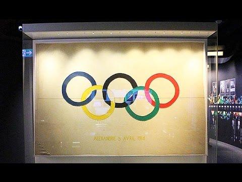 スイスオリンピック・ミュージアム=東京五輪メダル、体操内村のユニフォームも展示