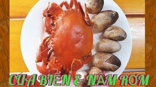 Cách nấu cháo Cua biển nấu nấm cho bé tăng cân vù vù |Thanh Tâm Food
