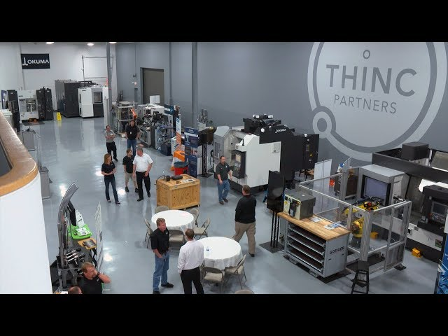 Autodesk & Okuma Solve Real World Problems