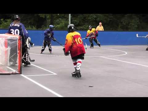 Streethockey Daredevils J3 toernooitje Zoetermeer