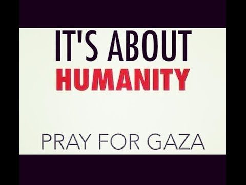 This Is Our World | Demand Action | #FreePalestine | The World Stands With Gaza |