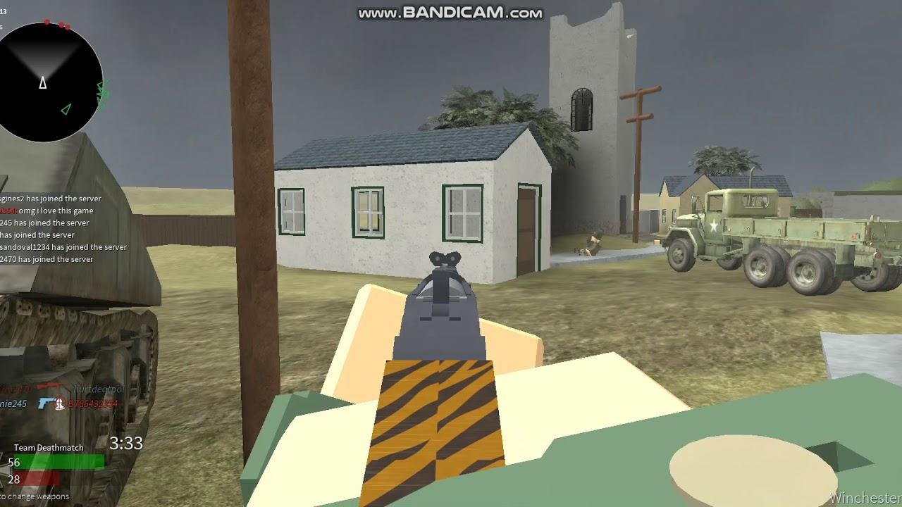 Roblox WW2: Winchester 1894 Gameplay 2