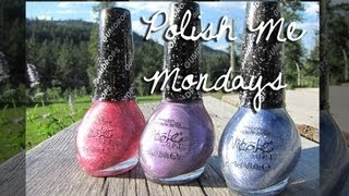 Polish Me Monday | Gumdrops Liquid Sand Nicole by OPI Thumbnail