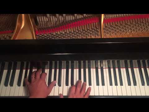 My Life - Billy Joel - Piano Cover