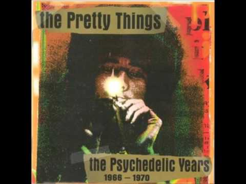 the pretty things - the psychedelic years 1966-1970  cd2