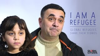 I AM A REFUGEE: Global refugees share their stories