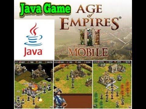 """Age Of Empires III (Mobile)"" Java Game FULL WALKTHROUGH! (ПОЛНОЕ ПРОХОЖДЕНИЕ!)"