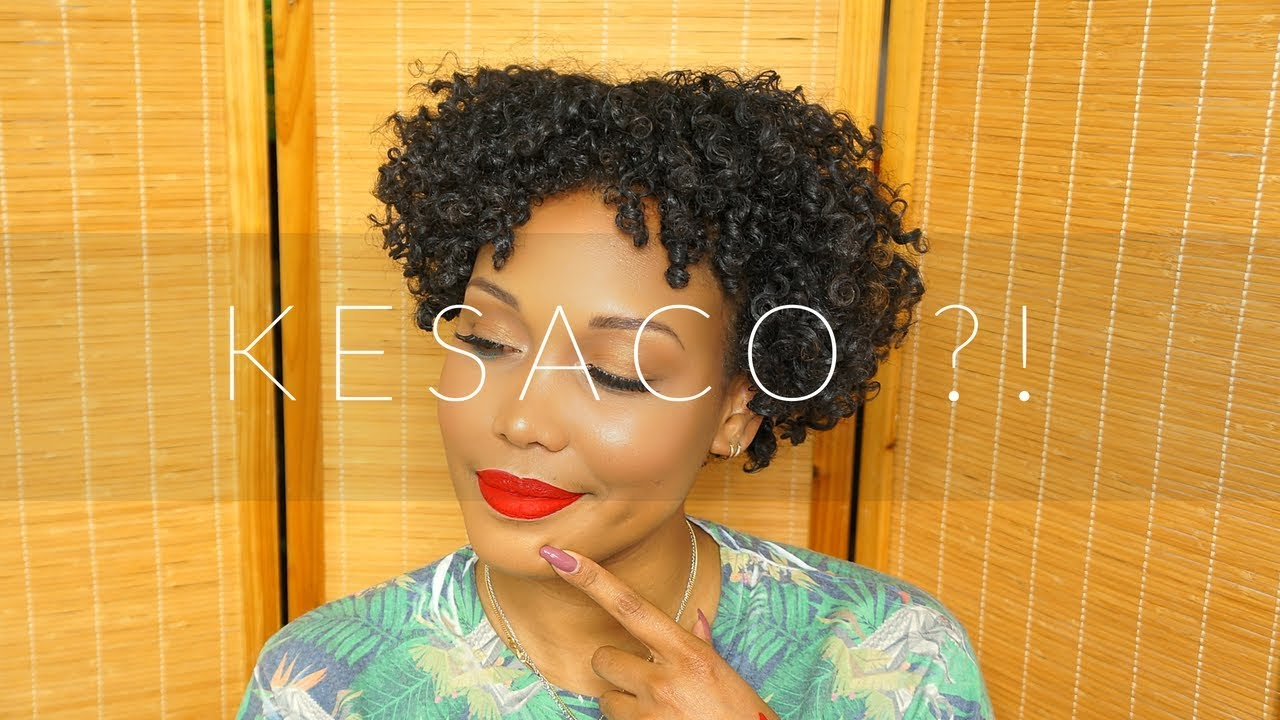 Cheveux afro - Wash and go : définir VS styliser ses boucles