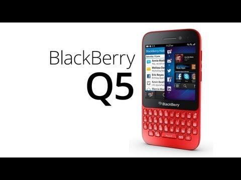 BlackBerry Q5 (první pohled)