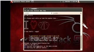 Infectando Windows mediante un PDF malicioso (exploit de Adobe 8)