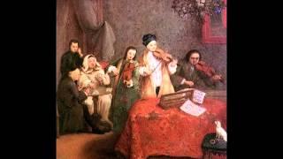 Vivaldi: Lute concerto RV 93 Largo, mandolin quartet