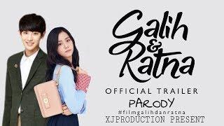 Galih dan Ratna Official Movie Trailer (9 Maret 2017) CHANSOO VER (ENGSUB) - HAPPY 1K SUBSCRIBER