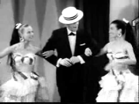 Maurice Chevalier & guests Valentine in different ways french spanish english