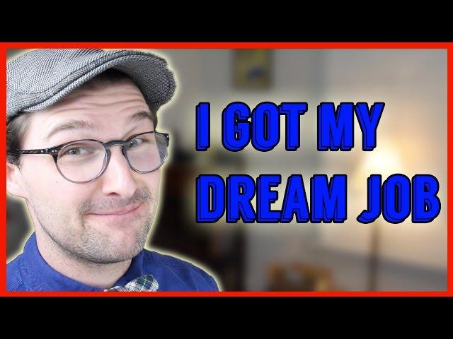 I Got My Dream Acting Job | Weekly Nonsense