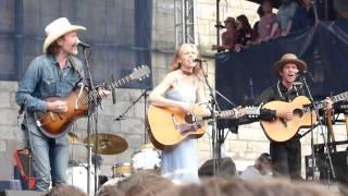 Love Minus Zero/No Limit - Newport '65 Revisited. Newport Folk Festival, RI. July 26, 2015