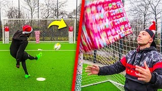 WEIHNACHTS FUßBALL CHALLENGE + GEWINNSPIEL !! thumbnail