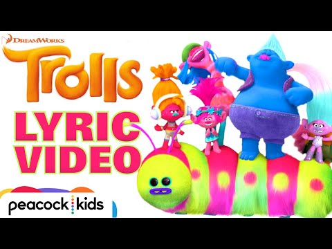 """Can't Stop the Feeling!"" Lyric Video 