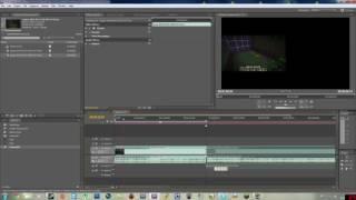 Капитан Юзя и монтаж игровых роликов в Adobe Premiere Pro CS5 5