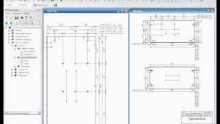 Базис-Мебельщик 8.0 Настройка выпуска чертежей Часть 3
