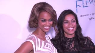 Video Re-Mix For Tyra Banks Flawsome Ball