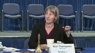 NVAC Meeting, Part 6 NVAC Liaison and Ex Officio Updates