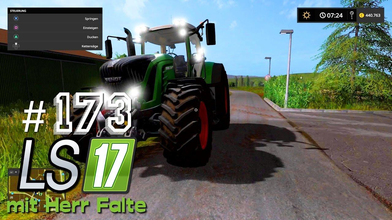Landwirtschafts Simulator 2017 - Online #173 \
