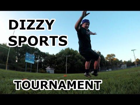 Dizzy Sports Battle | Trick Shots 4 Real