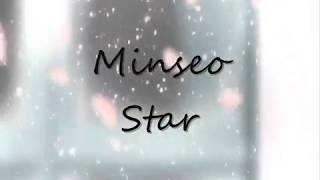 Gambar cover Minseo (민서) – Star Lyrics (OST. Doctor John Part 3)