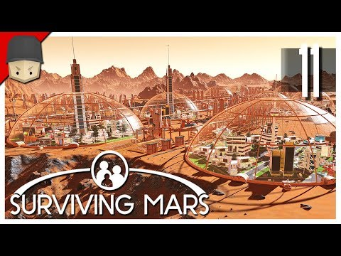 Surviving Mars - Ep.11 : GREAT SUCCESS!