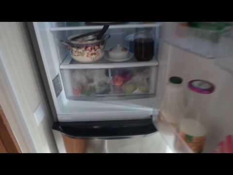 видео: Холодильник lg - Что мне в нем не нравится!