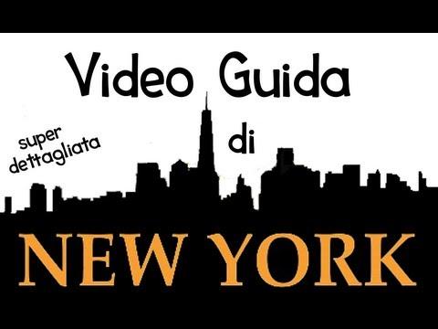 GUIDA DI NEW YORK super dettagliata [sub eng]
