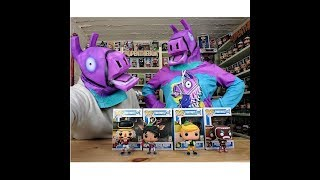 Fortnite Christmas Funko Pop Vinly Exclusives - Where To Get Them Cheap