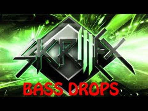 Skrillex Top 10 Bass Drops of All Time