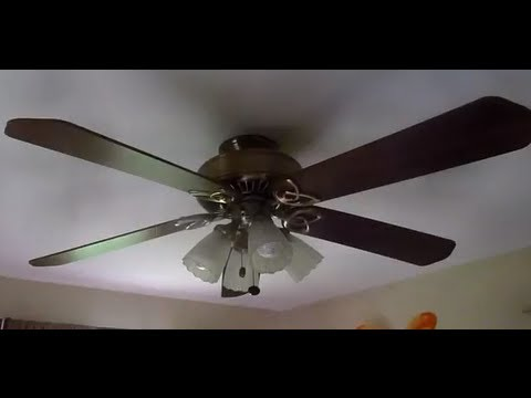 Hampton bay huntington iii ceiling fan youtube audiocablefo