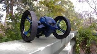 Parrot Jumping Sumo Review: WOW it Jumps!!!!!
