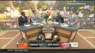 The Oregon Duck (Puddles) Picks Teams 090614