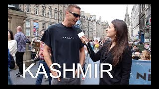 What the World Thinks of KASHMIR