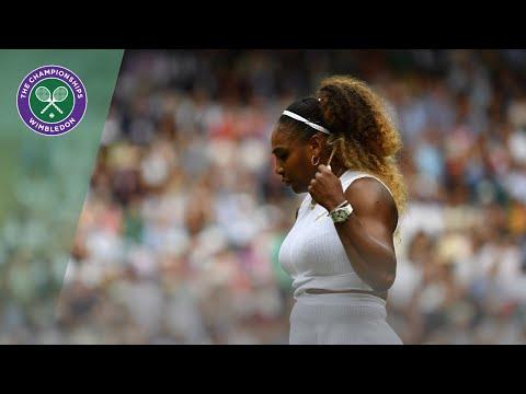 Match Point: Serena Williams vs Alison Riske Wimbledon 2019