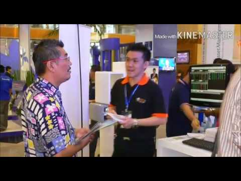 Indonesia Financial Expo 2012