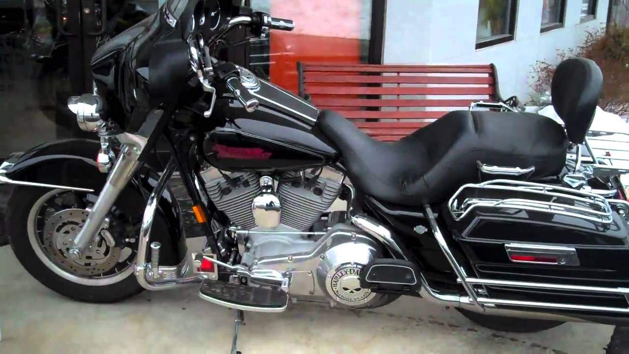 2005 FLHTI Electra Glide Standard  Wilkins Harley