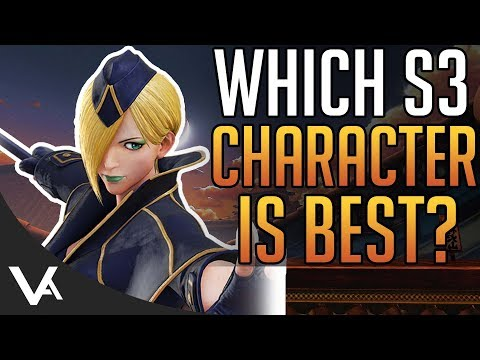 SFV - New Season 3 Characters Tier List! Our Worst To Best In Street Fighter 5 Arcade Edition