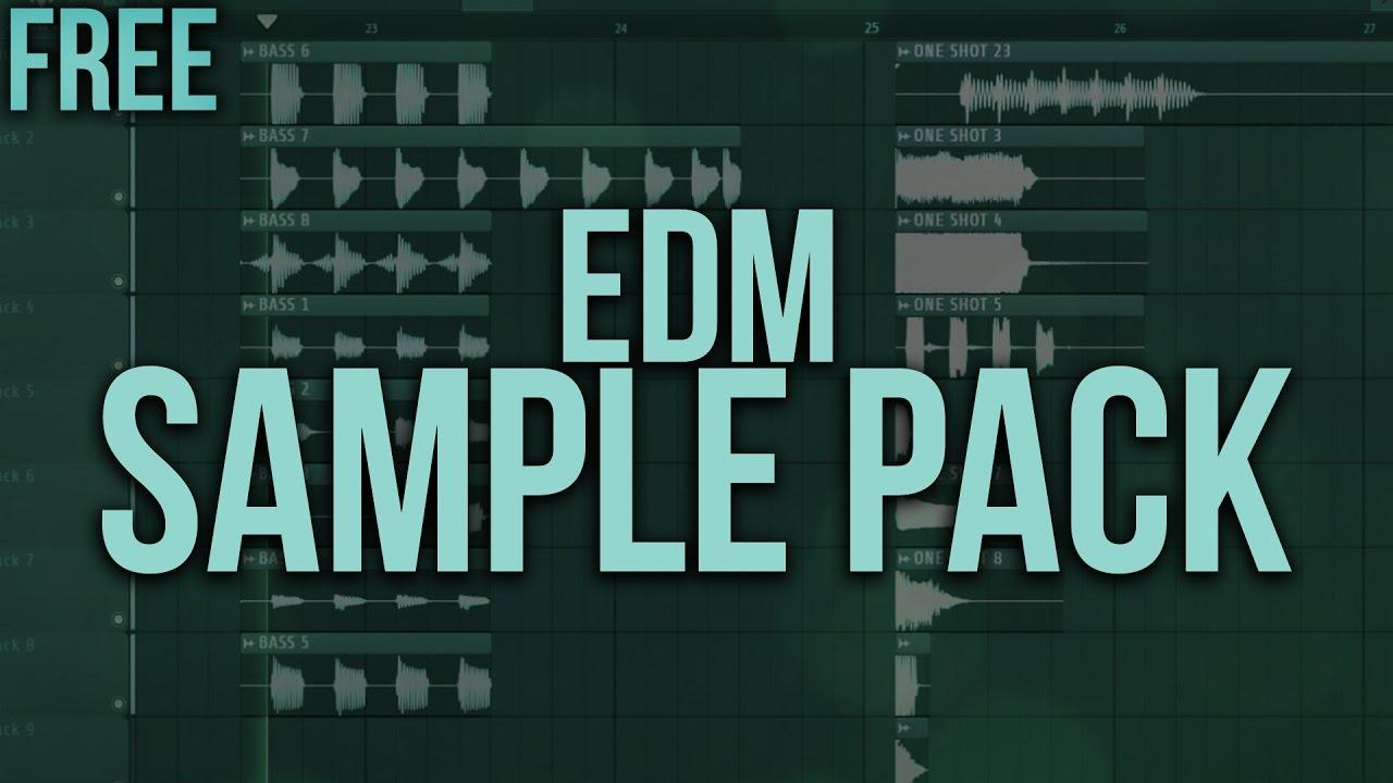 EDM Sample Pack: by Jarxx [FREE DOWNLOAD]