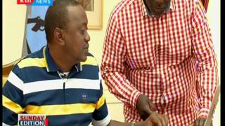 Join President Uhuru's on his live Facebook chat with Kenyans