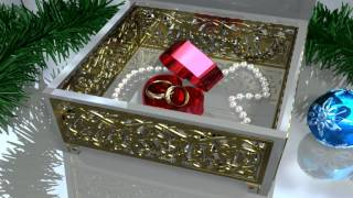 Свадебный футаж - Шкатулка