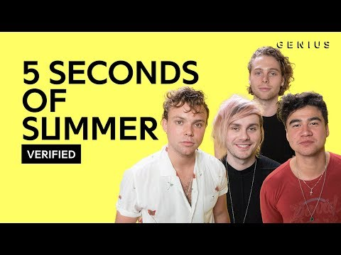 5 Seconds of Summer Youngblood  Lyrics & Meaning  Verified
