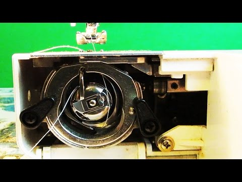 How To Thread The Bobbin On Kenmore Sewing Machine
