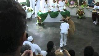 Obaluae/Omulu - Formatura Aldeia de Caboclos