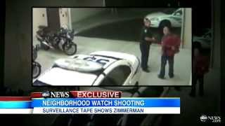 Zimmerman Police Video Shows Trayvon Martin's Alleged Killer With No Injuries, Broken Nose