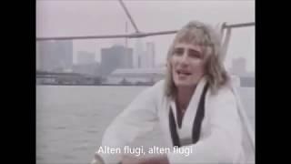 Rod Stewart – Sailing – Esperanto – subteksto