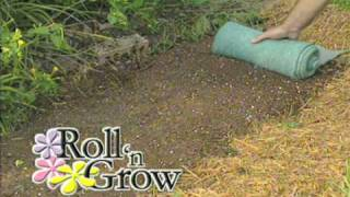 Roll N Grow  - As Seen on TV Network